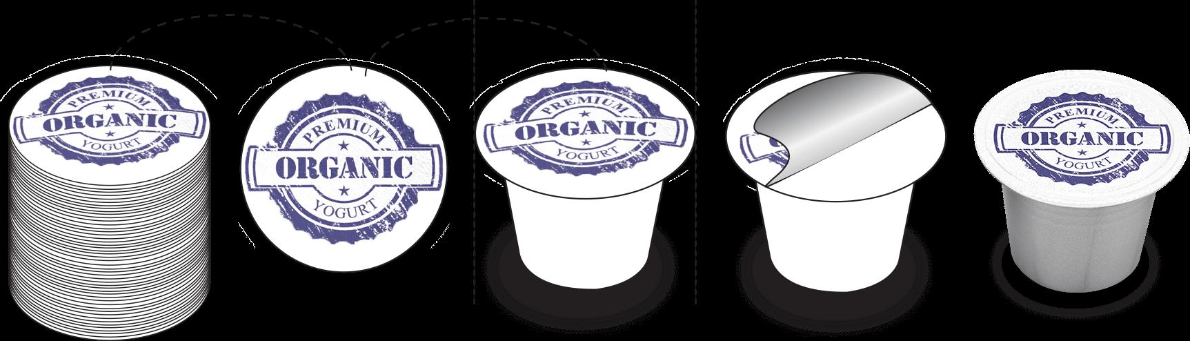 Premium Organic Yogurt