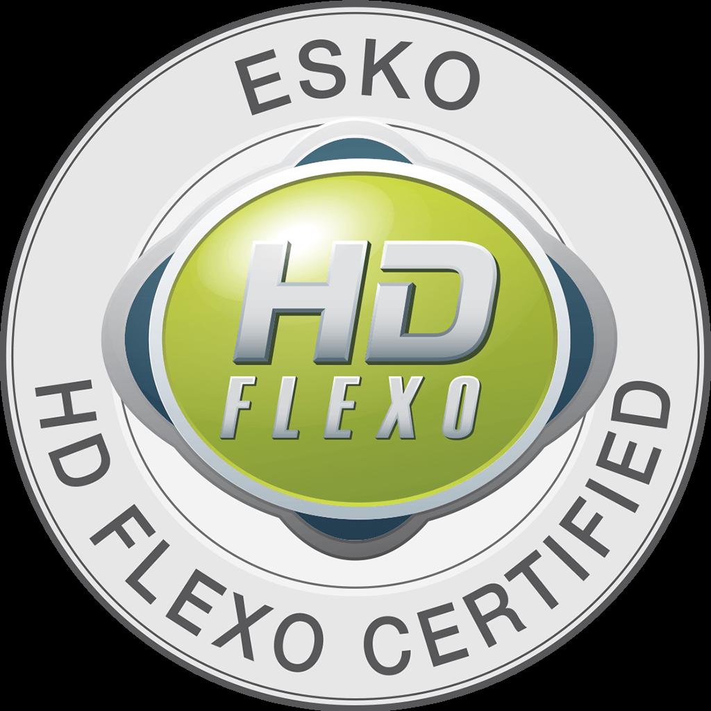 ESKO HD FLEXO Certified