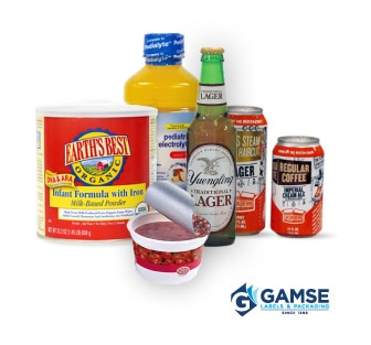 Products that are labeled by Gamse