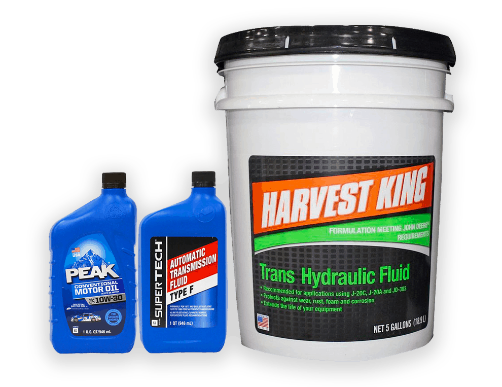 Harvest King and various consumer products that gamse has applied labels to