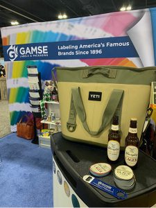 Gamse at 2019 Craft Brewers Conference 2