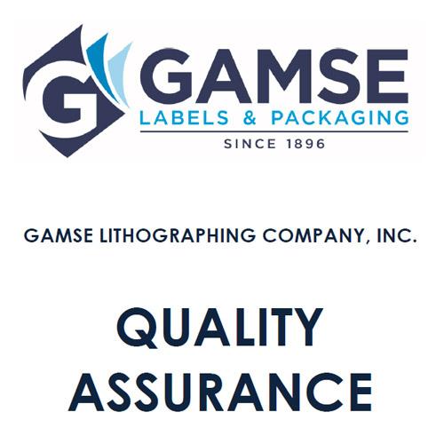 Quality Assurance Handout