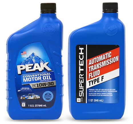 Peak Motor Oil